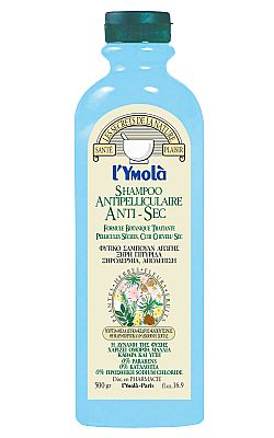 SHAMPOO ANTIPELLICULAIRE ANTI-SEC (500ML)